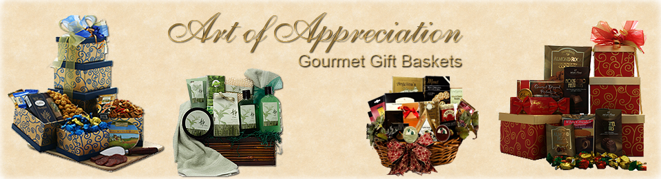 Art of Appreciation Gourmet Gift Baskets