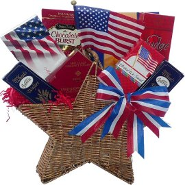 American All-Star Gift Basket from Art of Appreciation