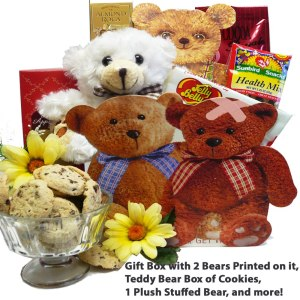 Bear Hugs For You Gift Tote from Art of Appreciation