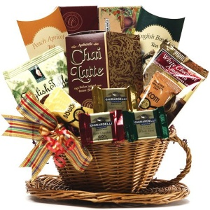 You're My Cup of Tea Gift Basket from www.artofappreciation.com